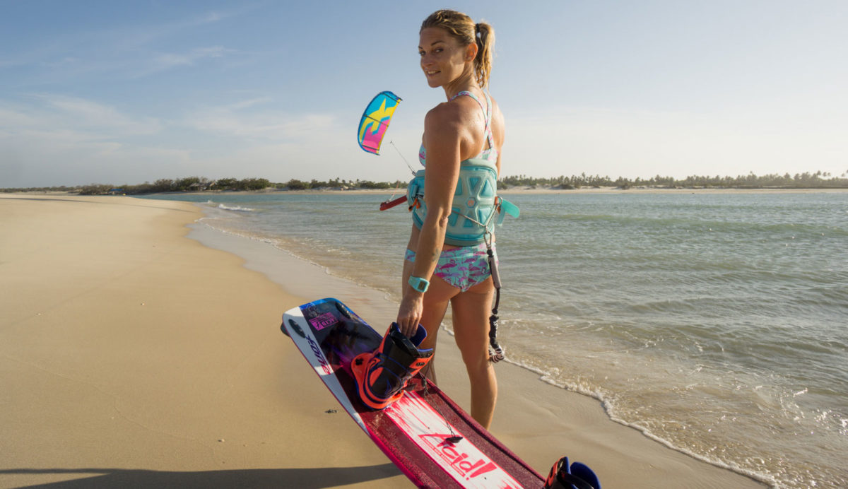 The Best Places to go Kitesurfing in Brazil